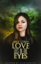 Love Lies In The Eyes | Paul Lahote by JamieLynn28