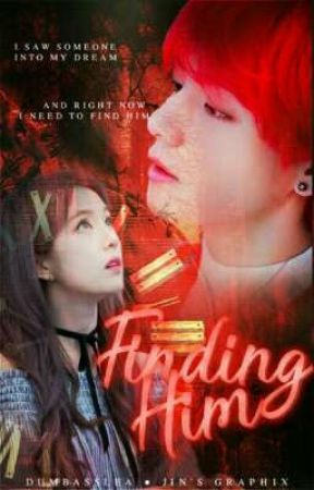 Finding him by dumbassLea