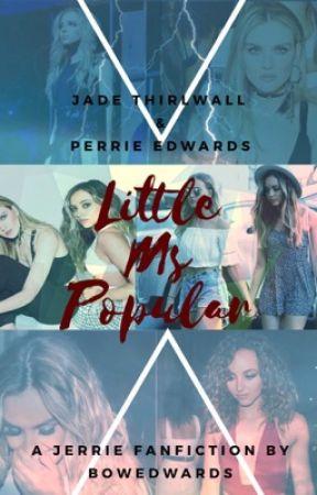 Little Ms. Popular  ➸ Jerrie by bowedwards