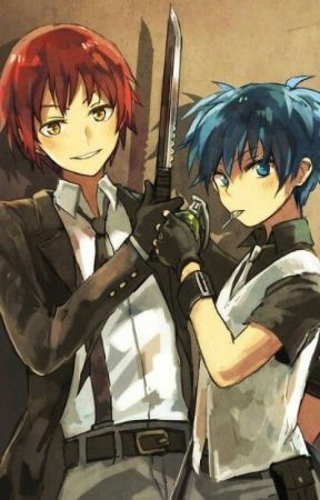 Assassination Classroom Prison by Rouge13death