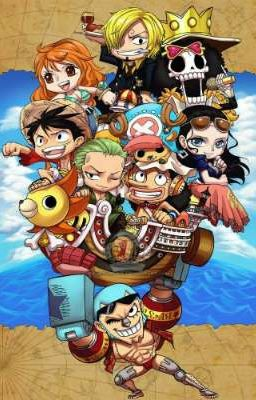 [Fanfiction - Azalea, giai điệu của sóng - One Piece x reader]
