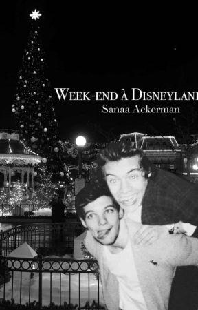 Week end à Disneyland by SanaaAckerman