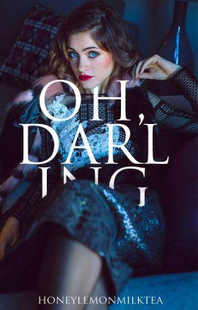 OH, DARLING ⟶ FRED WEASLEY by honeylemonmilktea