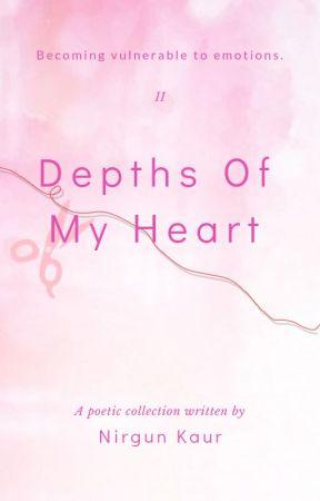 Depths Of My Heart by nirgunkaur