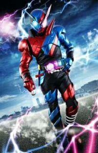 Kamen Rider x Boku no Hero Academia(Combine Fanfic)  cover