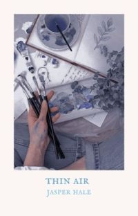 thin air; j. hale ✓ cover