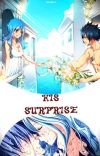HIS SURPRISE ( GRUVIA FANFICTION )   BOOK 1 cover
