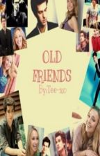 Old Friends (Peter Parker/Andrew Garfield) by Tee-xo