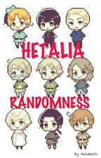 Hetalia Randomness (All is Random) by AProudAsian