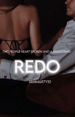 R E D O ||18+ by iammarty10