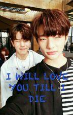 I WILL LOVE YOU TILL I DIE (HyunMin) (C) by taena05