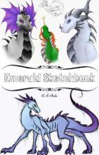 Emerald Sketchbook by EmeraldPaint