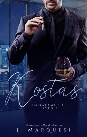 Kostas  - Os Karamanlis #2 (DEGUSTAÇÃO) by JMarquesi