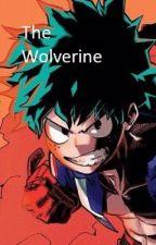 My hero academia: The wolverine by sharkbacon11