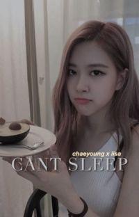 cant sleep, chaelisa cover