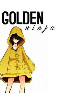 the golden ninja   naruto cover