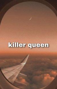 killer queen | joe mazzello  cover