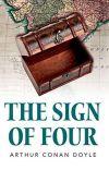 THE SIGN OF FOUR by Arthur Conan Doyle cover