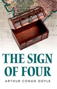 THE SIGN OF FOUR by Arthur Conan Doyle cover