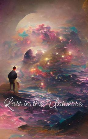 Lost in the Universe by MrStarkIDntFeelSoGud