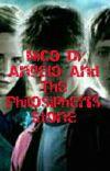 Camp Hogwarts- Nico Di Angelo  cover