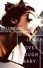 Belonging to the Leader by __saaaaammmmm__