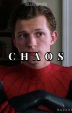 chaos   peter parker [1] by hollandspurse