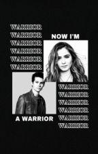 warrior, stiles, teen wolf by stilesmccalls