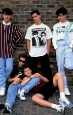 new kids on the block preferences//imagines ❤ by groovybuckyy