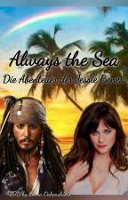 Always the Sea - Die Abenteuer der Jessie Bones (Fluch der Karibik FF) von me-imagine-unicorn