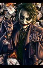 "RWBY:""Joker"" (Male Joker Reader X RWBY) by stevethealbino"