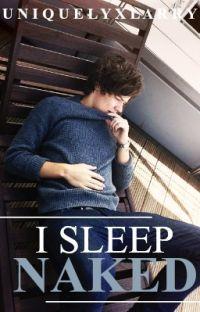 i sleep naked ➸ larry stylinson cover