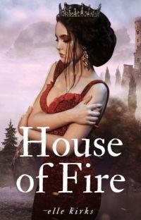 Starrlings: House of Fire - Fantasy Novel Series cover