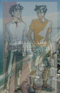 Crossover Chronicles (Book 1): Professor Jackson and Professor Chase cover