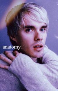 anatomy || awsten knight  cover