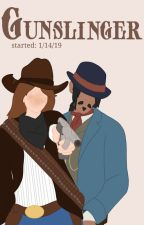 gunslinger -javier x oc- by casual__fridays