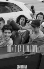 don't fall in love • andi mack by comfortjonah