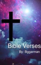 Bible Verses by bggarman