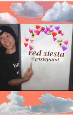 red siesta • quackity x reader by PixiePaint