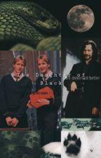 The Daughter of Black  by DevilsMischief