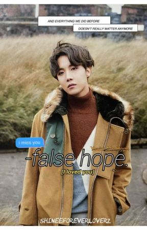 False Hope ft JHOPE by shineeforeverloverz