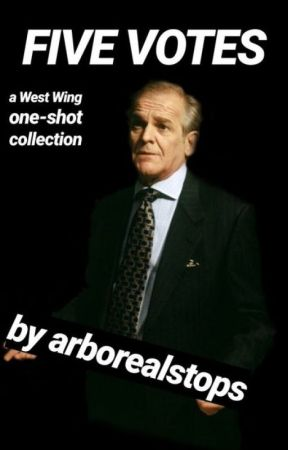 five votes - a west wing collection by arborealstops