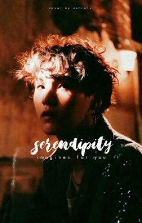 serendipity || ambw imagines by kookiepalette_