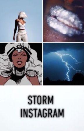 Storm Instagram by ororo-munroe