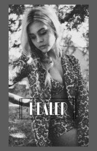 Healer • J. AVERY cover