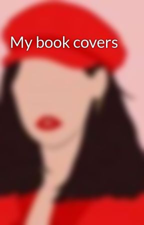 My book covers by Shivika1999