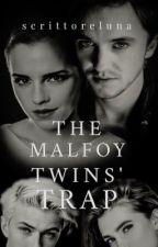 The Malfoy Twins' Trap by scrittoreluna