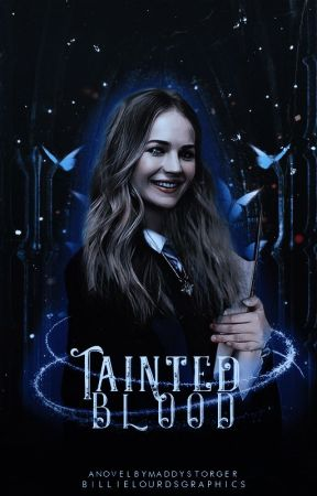 TAINTED BLOOD ━ FRED WEASLEY ( editing ) by MaddyStorger