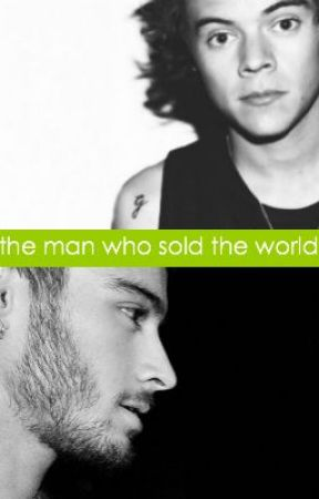 The Man Who Sold the World (Zarry AU) by writeivywrite