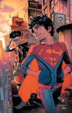 Superman's daughter (Damian Wayne fanfic) by Daoriginalgummybear